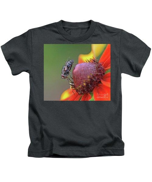 Fly A Way Kids T-Shirt