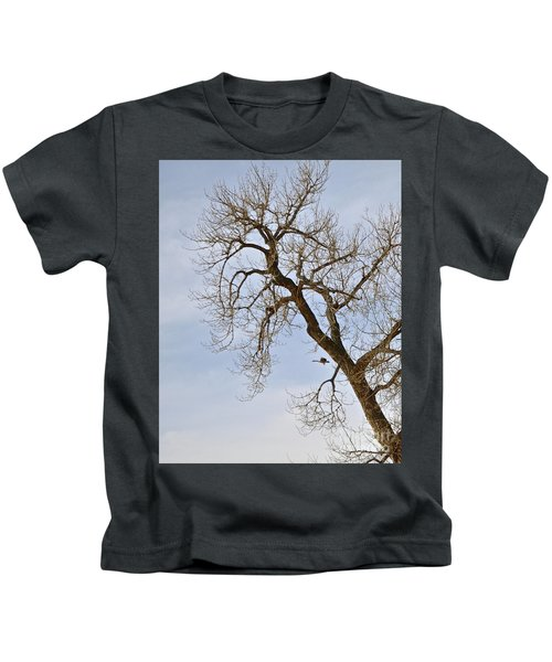Flying Goose By Great Tree Kids T-Shirt