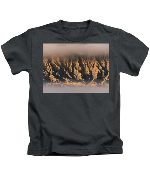 Foggy Butte Kids T-Shirt
