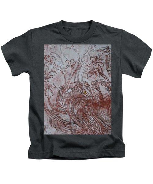 Foliage Kids T-Shirt