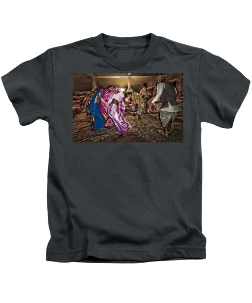 Folk Dance Kids T-Shirt