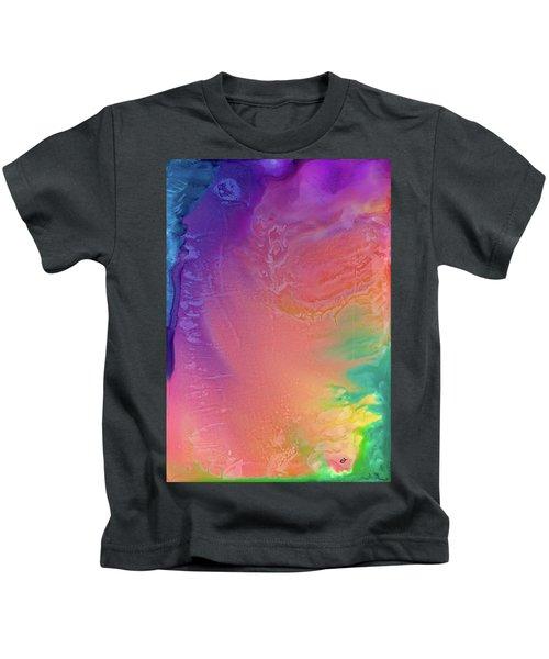 Fools Rush In Kids T-Shirt