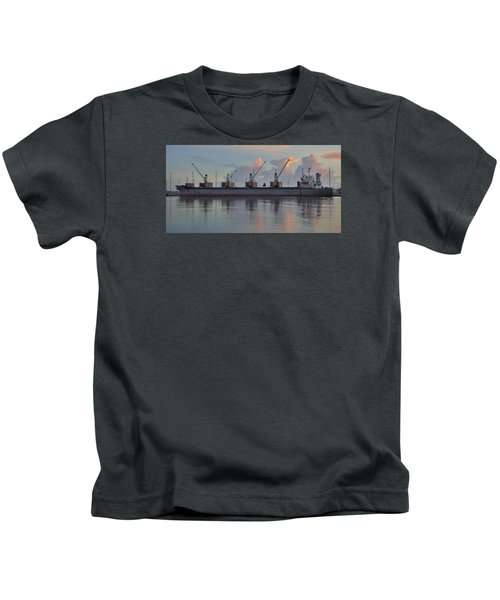 Force Ranger Loading At Dawn Kids T-Shirt
