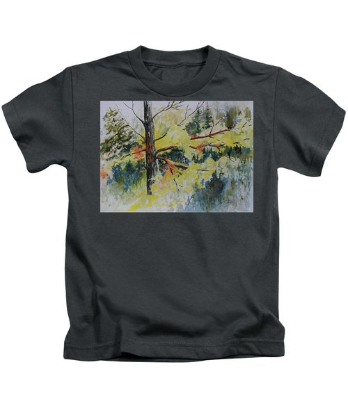 Forest Giant Kids T-Shirt