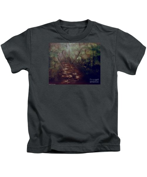 Forest Rays Kids T-Shirt