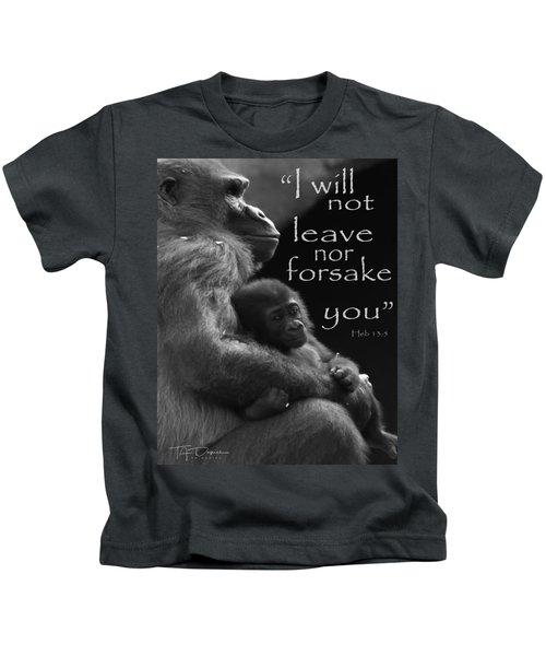 Forsake 11x14 Kids T-Shirt