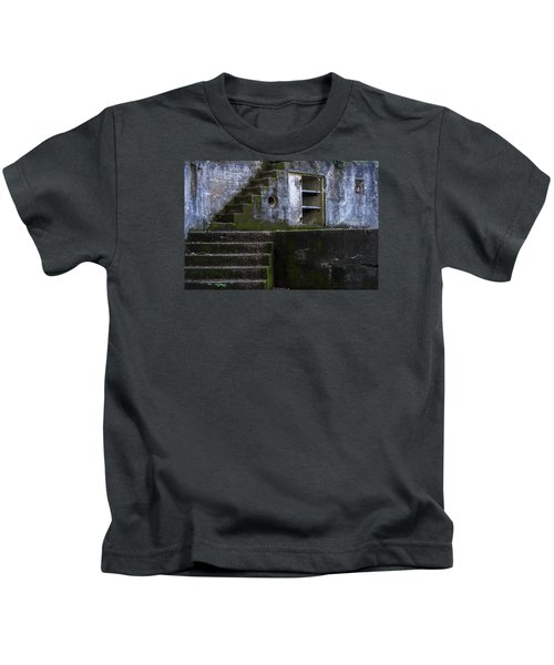 Fort Canby Kids T-Shirt