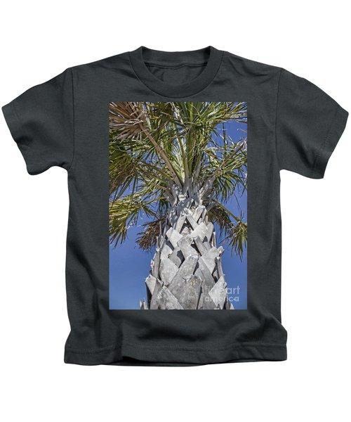Fortified Foundation Palm Kids T-Shirt