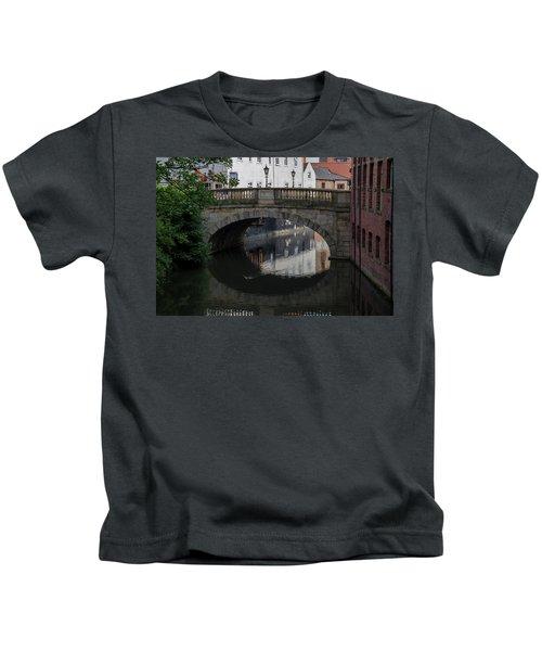 Foss Bridge - York Kids T-Shirt