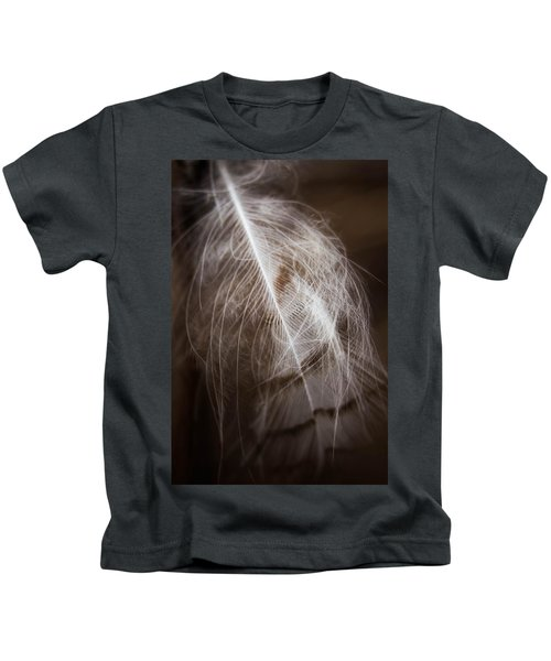 Found Feather Kids T-Shirt