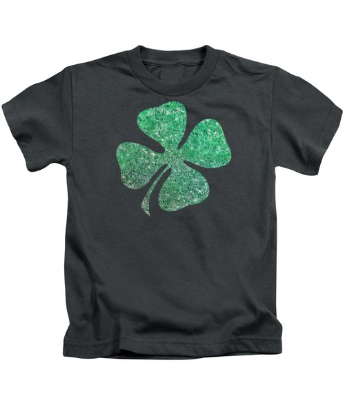 Four Leaf Clover Kids T-Shirt