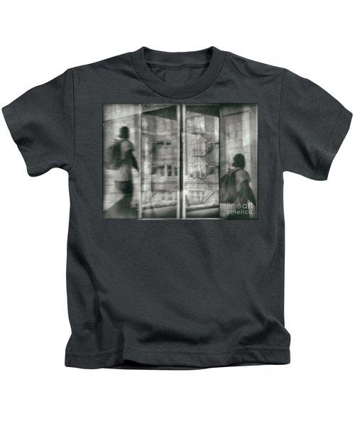 Fragment 7 The Traveler Kids T-Shirt