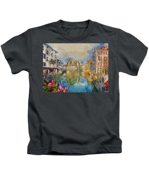 France Kids T-Shirt