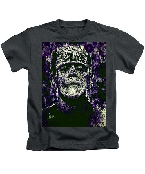 Frankenstein Kids T-Shirt