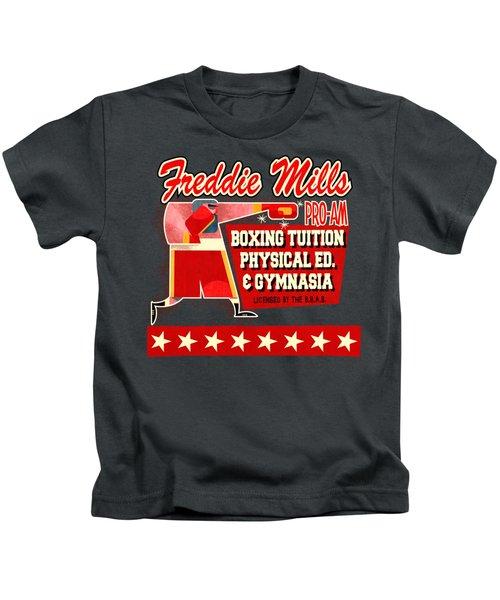 Freddie Mills Kids T-Shirt