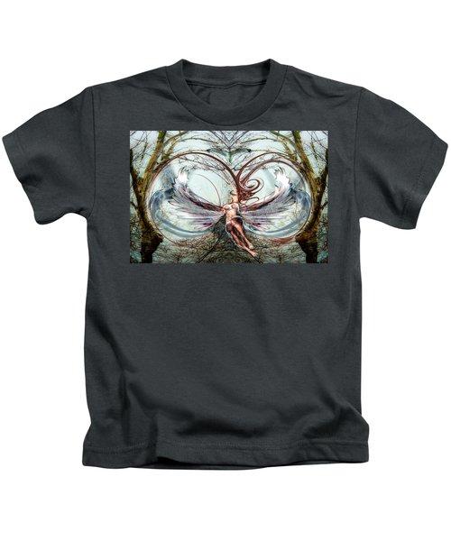 Free Birds Kids T-Shirt