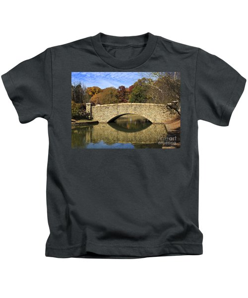 Freedom Park Bridge Kids T-Shirt