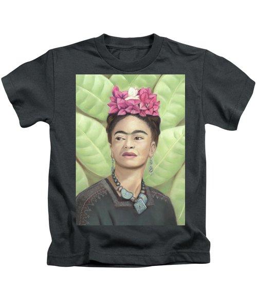 Frida Kahlo Kids T-Shirt
