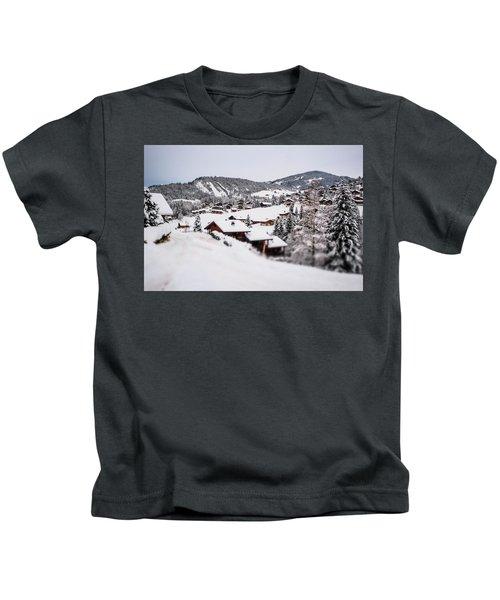 From A Distance- Kids T-Shirt