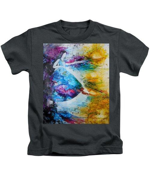 From Captivity To Creativity Kids T-Shirt