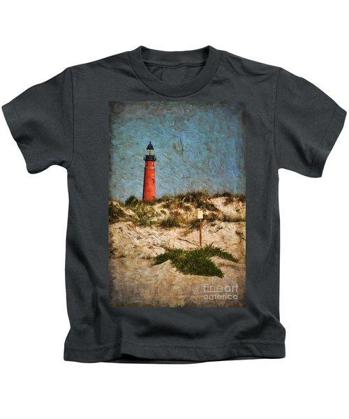 From The Beach Kids T-Shirt