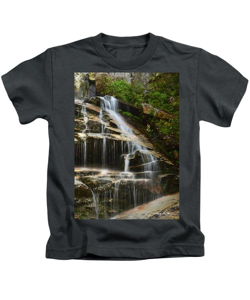 From The Highest Peaks Kids T-Shirt