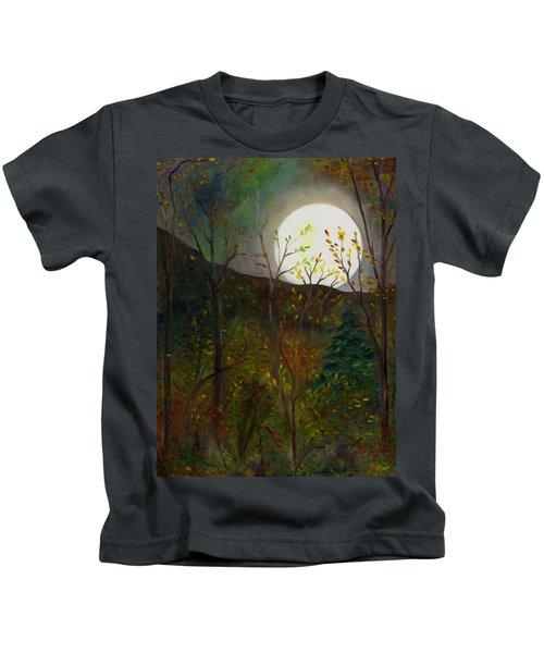 Frost Moon Kids T-Shirt