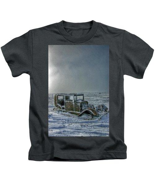 Frozen In Time Kids T-Shirt