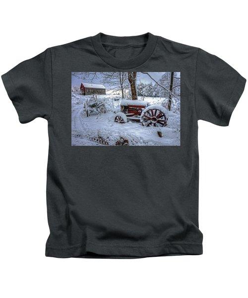 Frozen Relics Kids T-Shirt