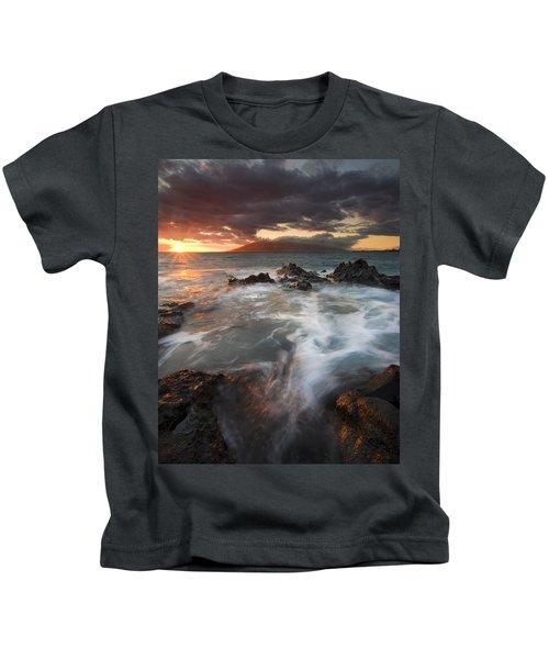 Full To The Brim Kids T-Shirt