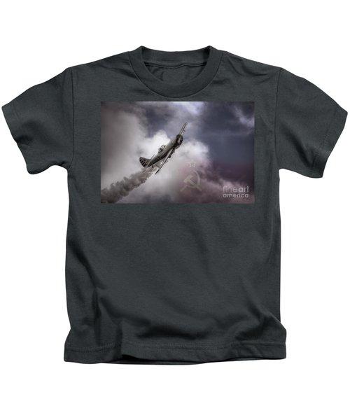 G-cbpm Yak 50 Kids T-Shirt