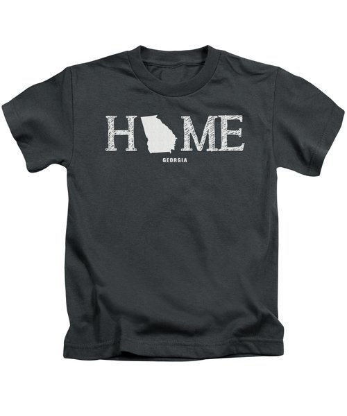 Ga Home Kids T-Shirt by Nancy Ingersoll