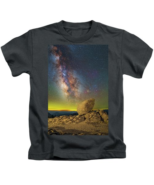 Galactic Erratic Kids T-Shirt