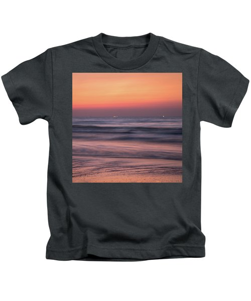 Galveston Morning Kids T-Shirt