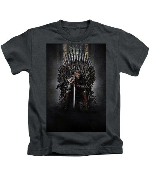 Game Of Thrones 2011 Kids T-Shirt