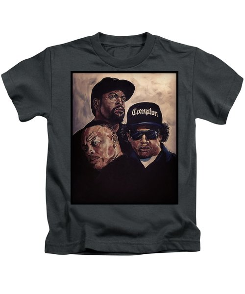 Gangsta Trinity Kids T-Shirt