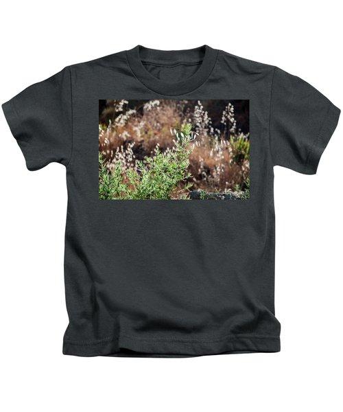 Garden Contre Jour 2 Kids T-Shirt