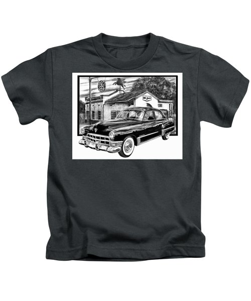 Gas Hog 41 Kids T-Shirt