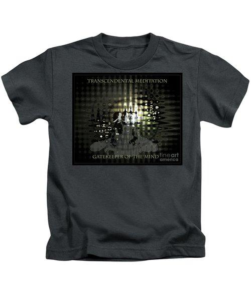 Gatekeeper Of The Mind Kids T-Shirt
