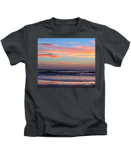 Gator Sunrise 10.31.15 Kids T-Shirt