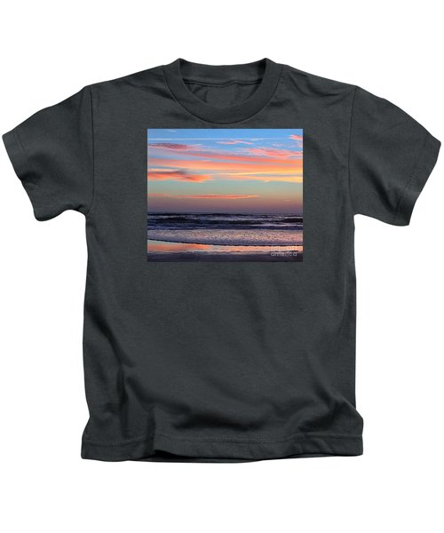 Gator Sunrise 10.31.15 Kids T-Shirt
