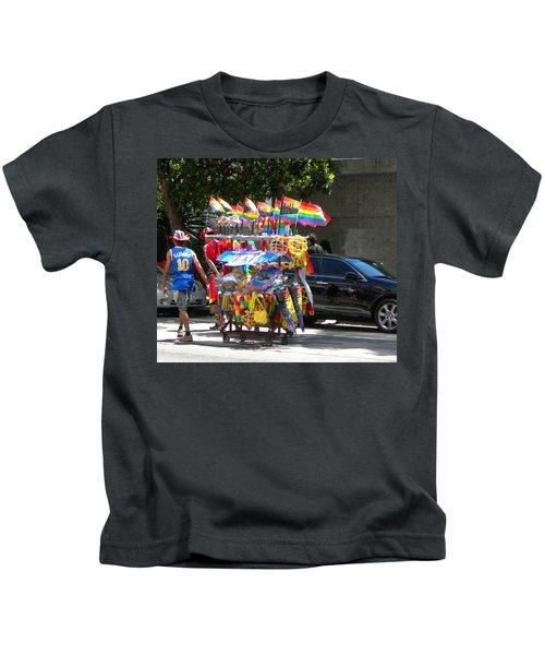 Gay Pride Flags Kids T-Shirt
