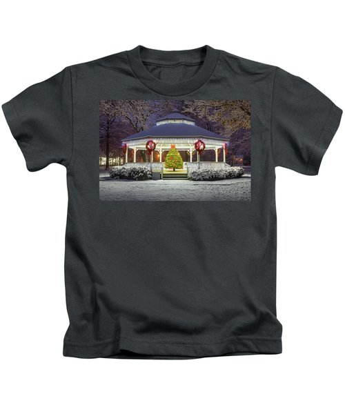 Gazebo In Beaver Pa Kids T-Shirt