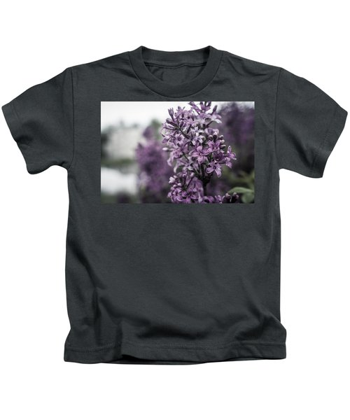 Gentle Spring Breeze Kids T-Shirt