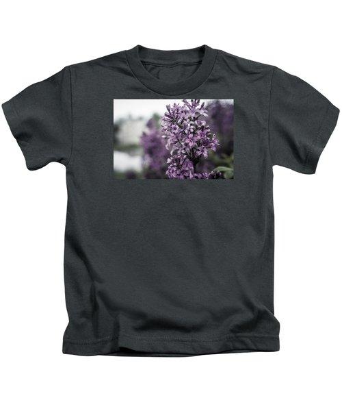 Gentle Spring Breeze Kids T-Shirt