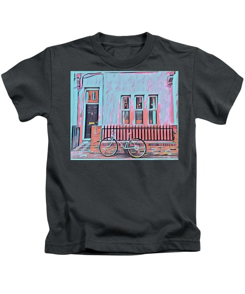 Georgetown Cycle Kids T-Shirt