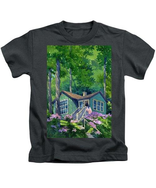 Georgia Townsend House Kids T-Shirt