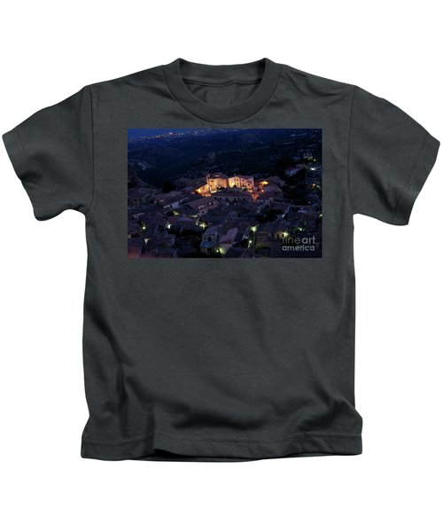 Italy, Calabria,gerace Kids T-Shirt