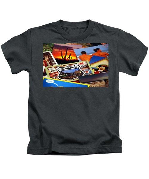 Get Your Kicks... Kids T-Shirt