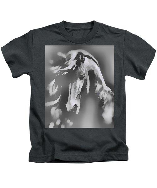 Ghost Horse Kids T-Shirt